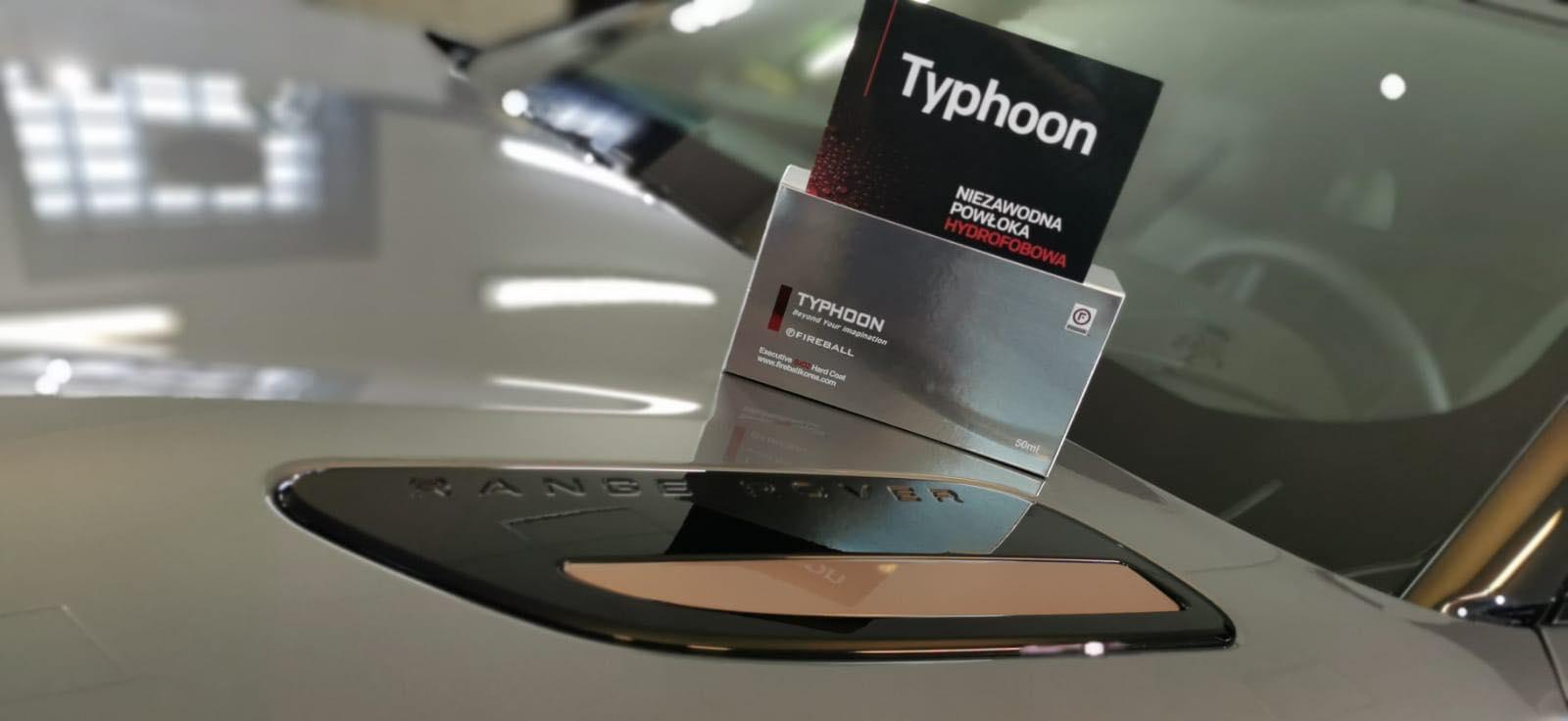 Powłoka ceramiczna Fireball Typhoon
